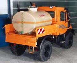 Cisterne su namenjene za skladištenje ili transport pijaće vode